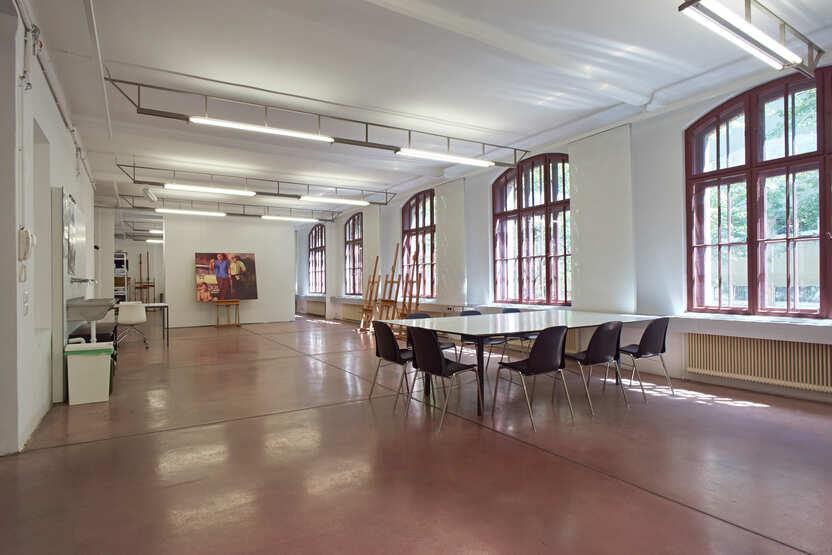 Die neuen Räume der Zeichenfabrik