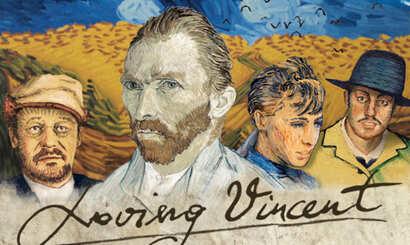 Van Goghs Bilder werden lebendig - Loving Vincent