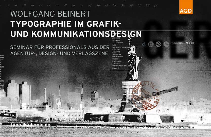Typographie im grafik und kommunikationsdesign for Grafik und kommunikationsdesign
