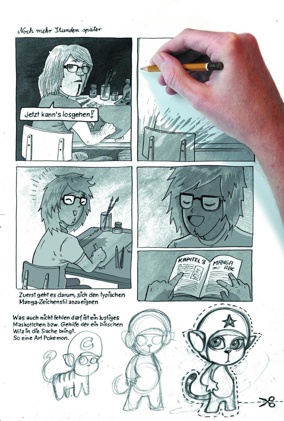 Comics zeichnen