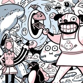 Comic- und Manga-Figuren zeichnen