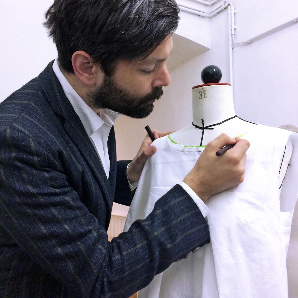Fashion Basics: Einführung in die Moulage-Technik