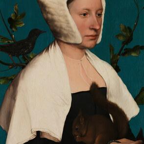 Malen wie Hans Holbein