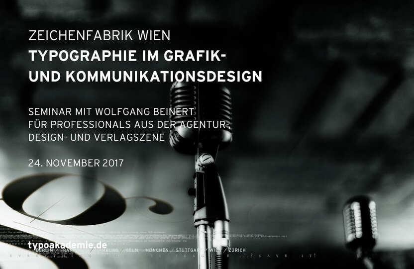Typographie im Grafik- und Kommunikationsdesign