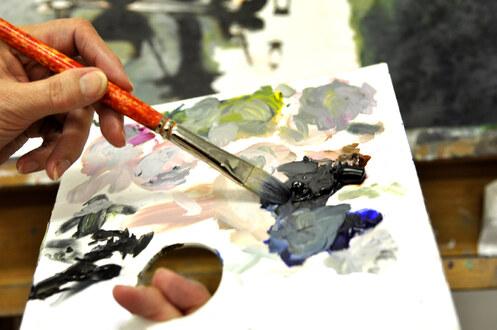 Acrylmalerei – Grundlagen für einen kreativen Start