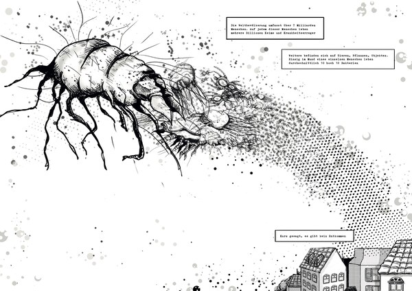 Auszug aus Papilio Apocalypticus (Seite 2-3)