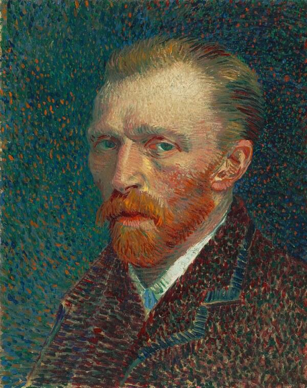 Vincent van Gogh / Selbstporträt