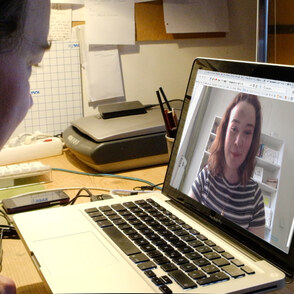 Online-Coaching zur Mappenvorbereitung und Studien-Orientierung