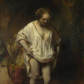 Malen wie Rembrandt