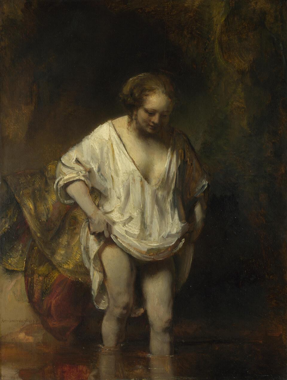 Malen wie: Rembrandt