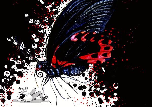 Auszug aus Papilio Apocalypticus (Seite 50-51)