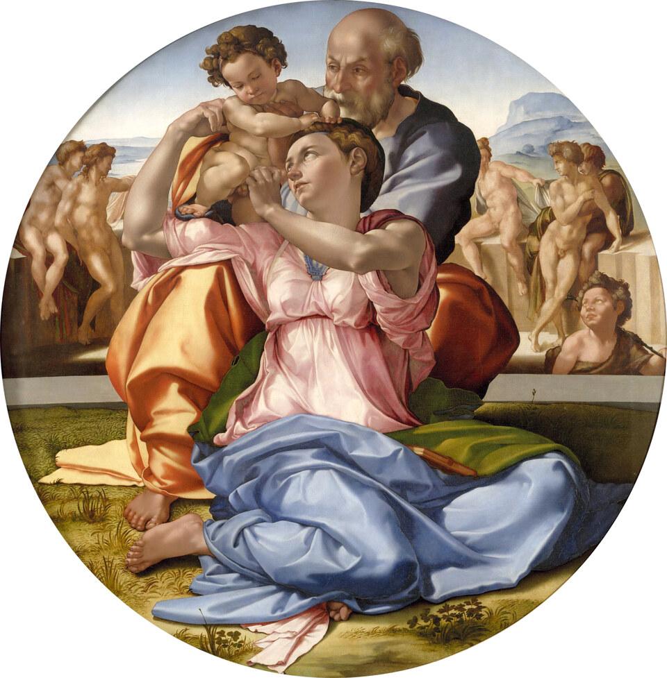 Malen wie Michelangelo