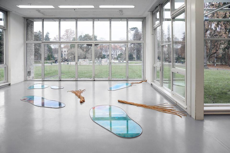 Exhibition in Practice: Simulation einer Ausstellung