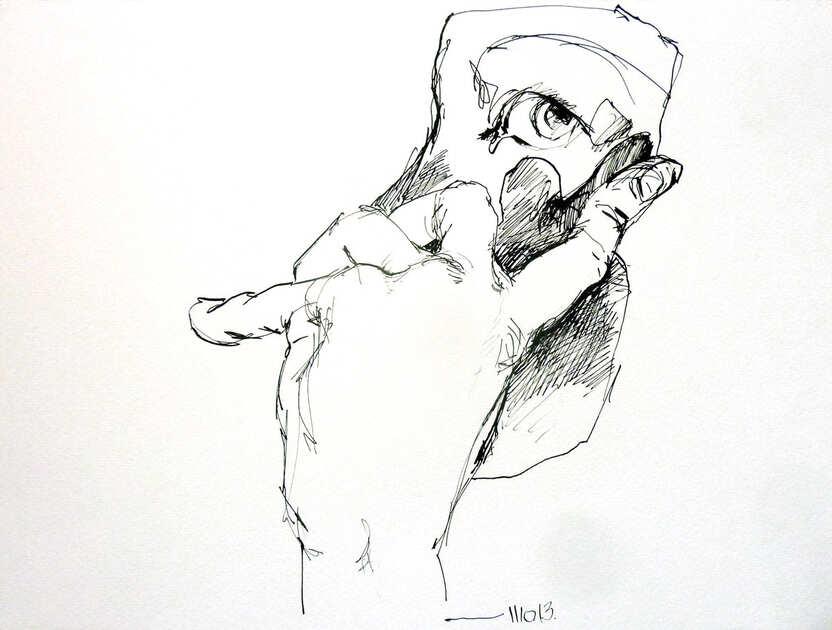 Porträts: Gesichter zeichnen lernen