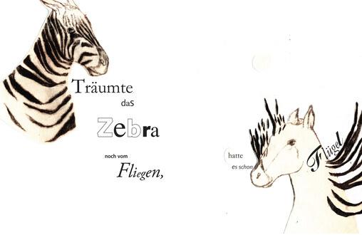 Kinderbuchillustration: Hirngespinst & Bauchgeburt