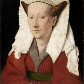 Malen wie Jan van Eyck